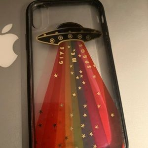 """SONIX """"GIVE ME SPACE"""" iphone XR case"""